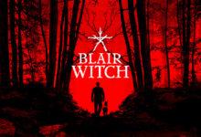 صورة الإعلان بشكل رسمي عن إصدار لعبة Blair Witch لجهاز Nintendo Switch .