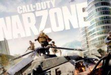 صورة أول عرض مسرب لأسلوب وطريقة اللعب الخاصة بـطور Call of Duty: Warzone .