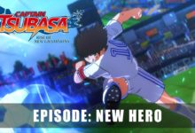 صورة استعراض دعائي جديد للعبة Captain Tsubasa: Rise of New Champions