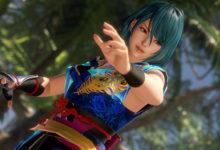 صورة الإعلان عن موعد إصدار شخصية Tamaki القادمة للعبة Dead or Alive 6 .