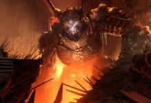 صورة الإعلان عن مواصفات تشغيل لعبة Doom Eternal عالحاسب الشخصي