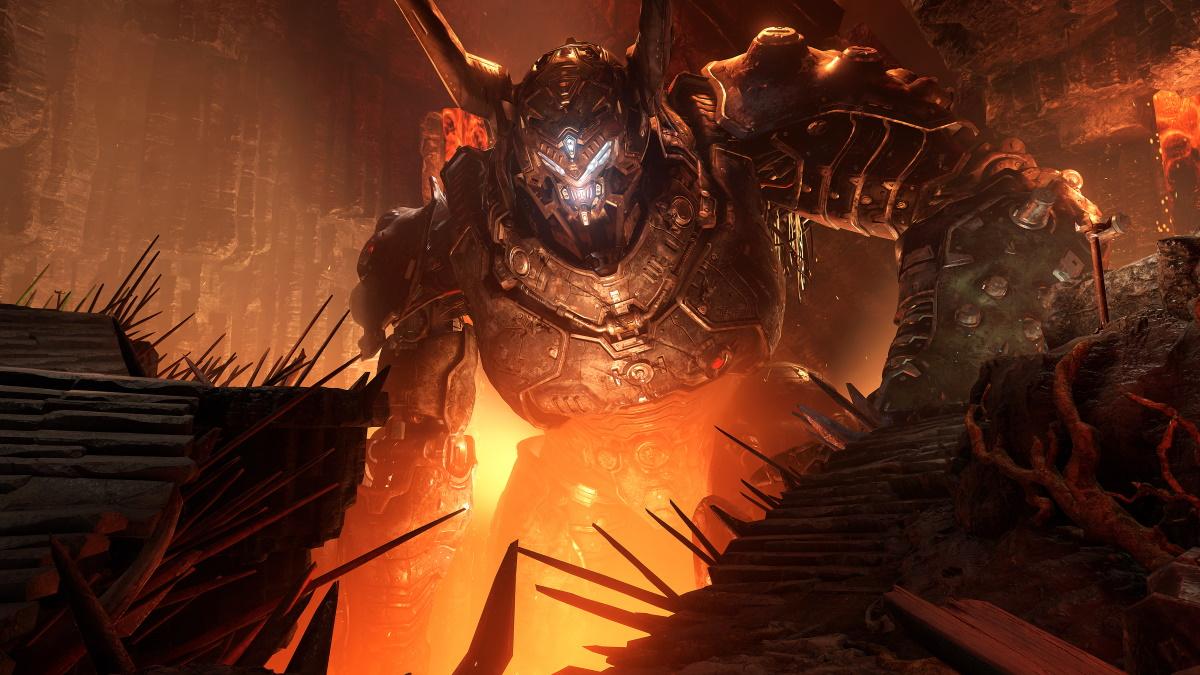 Photo of الإعلان عن مواصفات تشغيل لعبة Doom Eternal عالحاسب الشخصي