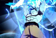 صورة مجموعة من الصورة الجديدة لشخصية لعبة Dragon Ball FighterZ القادمة