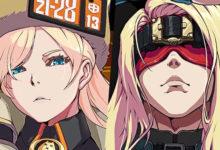 صورة إضافة شخصيات Millia Rage و Zato-1 للعبة Guilty Gear: Strive .