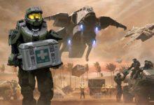 صورة لعبة Halo 5: Guardians تخصص بعض أرباحها للمساعدة في أزمة فيروس كورونا .