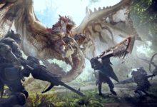 صورة تحديث جديد قادم للعبة Monster Hunter World