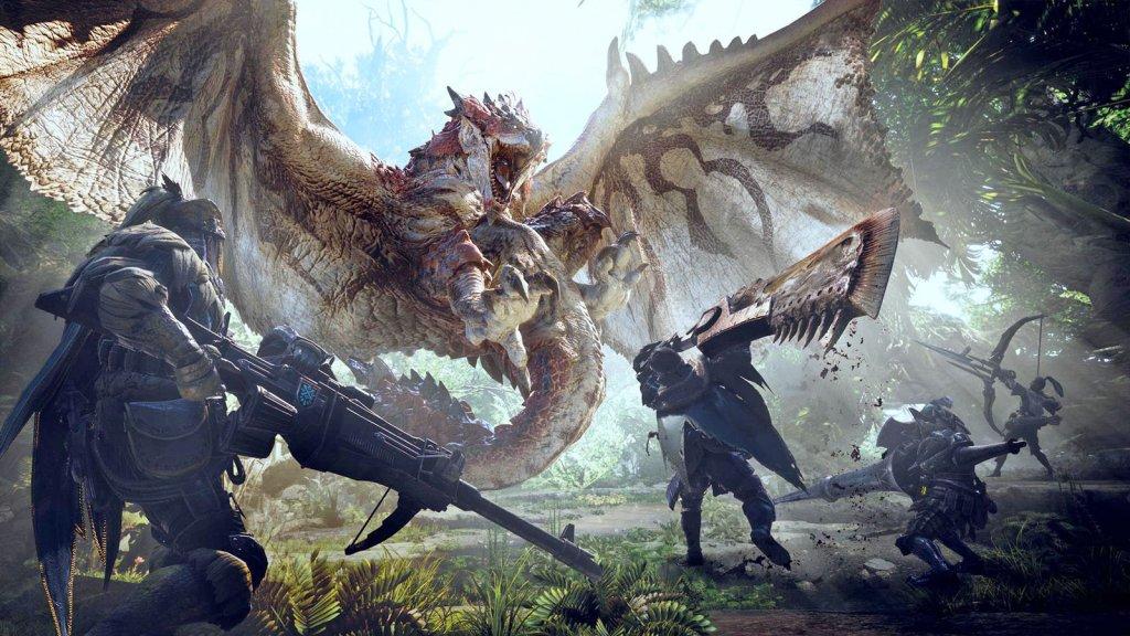 Photo of تحديث جديد قادم للعبة Monster Hunter World