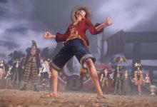 صورة إعلان تلفزيوني جديد للعبة One Piece: Pirate Warriors 4 .
