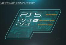 صورة شركة Sony تؤكد : أن الغالبية العظمي من ألعاب PS4 ستكون قابلة للعب على جهاز PS5 .