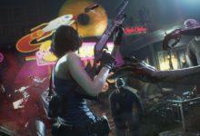 صورة عرض مطول من لعبة Resident Evil 3