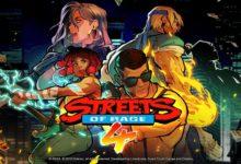 صورة استعراض مطول جديد للعبة Streets of Rage 4