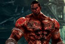صورة الإعلان عن موعد إصدار شخصية Fahkumram القادمة للعبة Tekken 7 كمحتوى إضافي .