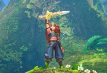 صورة العرض الدعائي الأخير للعبة Trials of Mana بالإضافة للكشف عن موعد إصدار ديمو اللعبة .