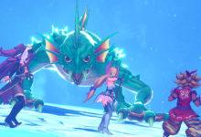 صورة إستعراض مطول للعبة Trials of Mana خلال حلقة جديدة من برنامج PlayStation Underground .