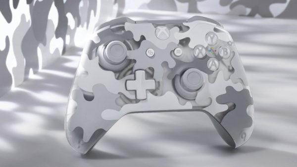 Xbox Arctic Camo