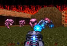 صورة النسخة الجديدة من لعبة DOOM 64 على منصة Xbox One ستحتوي على فصل جديد تماماً .