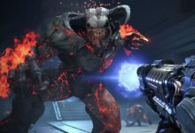 صورة عدد لاعبين Doom Eternal وصل الى 100 الف على Steam من يوم بعد الإطلاق