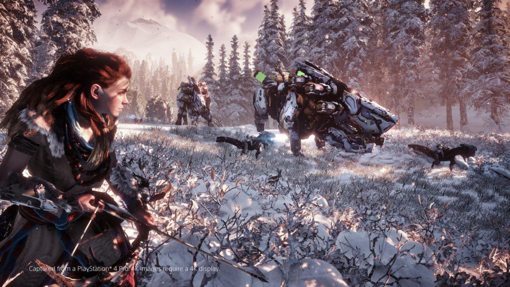 Photo of لعبة Horizon Zero Dawn تحصل على قصص مصورة جديدة .