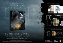 صورة الإعلان بشكل رسمي عن موعد إصدار لعبة Death Stranding على منصة PC .