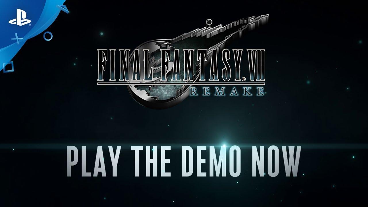 FinalFantasy VII Remake