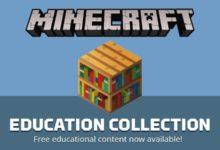صورة بسبب فيروس كورونا لعبة Minecraft تحصل على محتويات تعليمية مجانية جديدة .