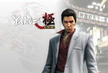 صورة لعبة Yakuza Kiwami متوفرة للتحميل بشكل مجاني الآن لخدمة Xbox Game Pass .