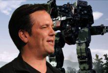 صورة Phil Spencer يرغب في إعادة إحياء سلسلة MechAssault من جديد .