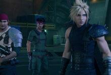 صورة رسالة من مخرج Final Fantasy VII Remake بمناسبة إطلاق اللعبة .