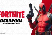 صورة شخصية Deadpool تنضم للعبة Fortnite
