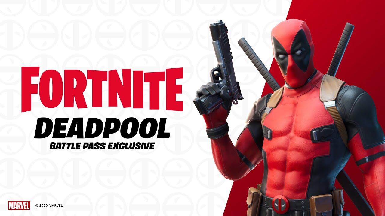 Photo of شخصية Deadpool تنضم للعبة Fortnite