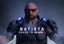 صورة شخصية Batista تعود من جديد للعبة Gears 5 .