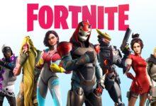 صورة تأجيل الموسم القادم من لعبة Fortnite لشهر يونيو .