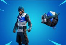 صورة بدلة حصرية في Fortnite لمشتركي PlayStation Plus