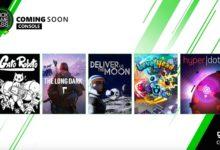 صورة قائمة الألعاب الجديدة القادمة لخدمة Xbox Game Pass بشهر أبريل .