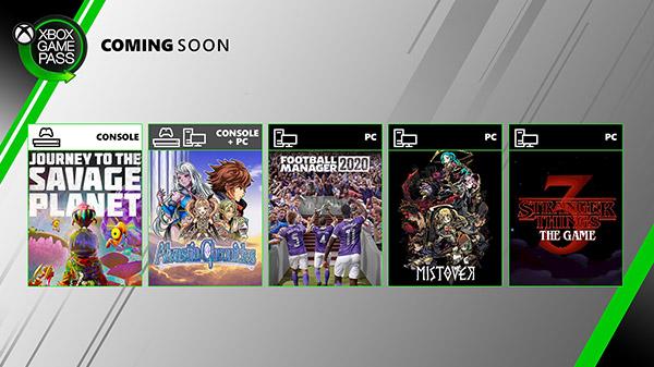 Xbox Game Pass 04 07 20