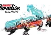 صورة تسريب للإصدار الرقمي من لعبة Burnout Paradise Remastered على جهاز Nintendo Switch