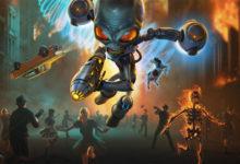 صورة الإعلان بشكل رسمي عن موعد إصدار لعبة Destroy All Humans .