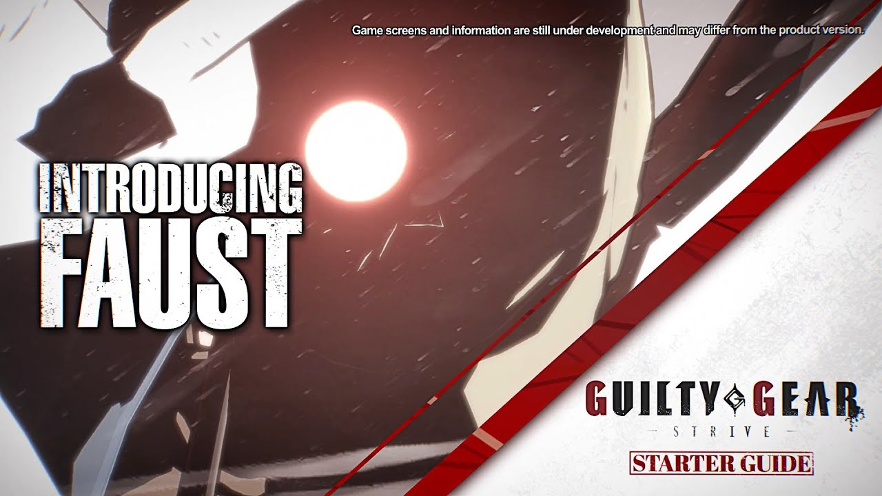 Photo of استعراض جديد للعبة Guilty Gear: Strive