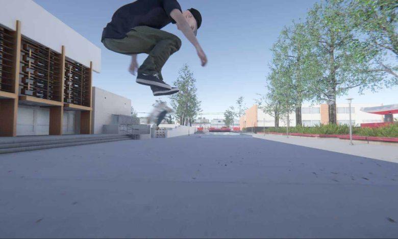 skater XL flip