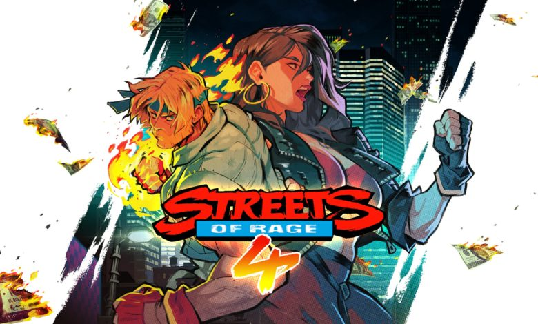 streets rage 4