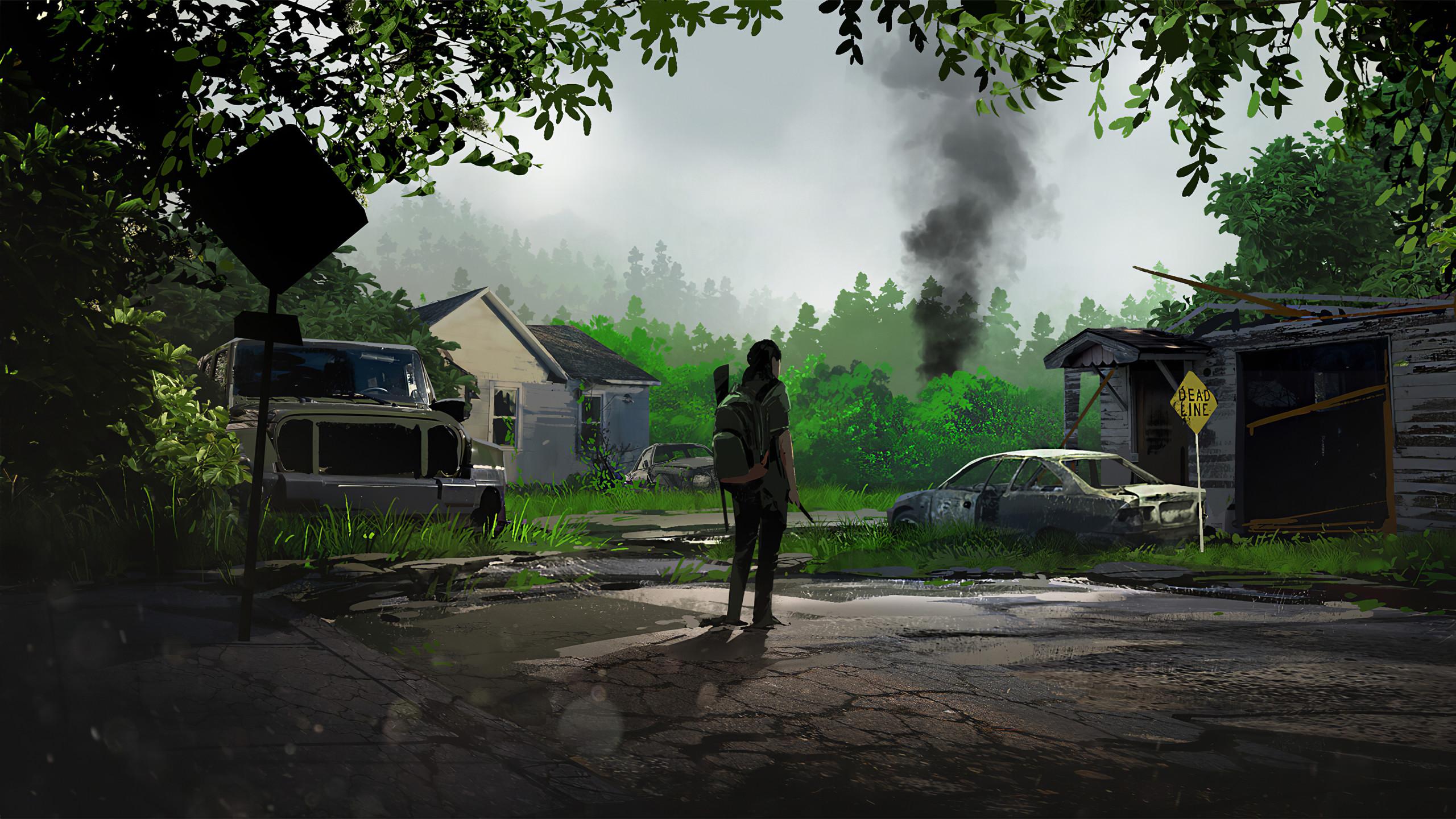 Photo of حجم لعبة The Last of Us Part II حوالي 100 جيجا واللعبة قادمة على إسطوانتين .