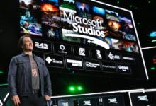صورة شركة Microsoft تؤكد أن جميع فرق التطوير التابعة لها تعمل على ألعاب لجهاز Xbox Series X .