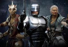 صورة الإعلان بشكل رسمي عن توسعة Aftermath القادمة للعبة Mortal Kombat 11 .