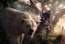 صورة لعبة Assassin's Creed Valhalla ستدعم دقة وضوح 4K الكاملة على جهاز Xbox Series X .