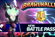 صورة الاعلان عن التذكرة الموسمية للعبة Brawlhalla