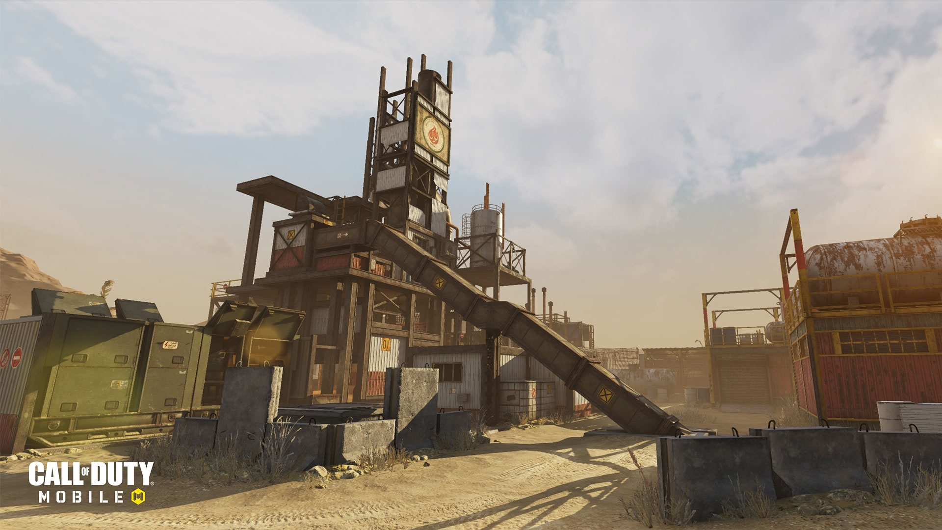 Call of Duty Mobile Rust