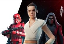 صورة لعبة Fortnite تحصل على أدوات جديدة بمناسبة اليوم العالمي لسلسلة Star Wars .