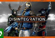 صورة عرض دعائي جديد للعبة Disintegration