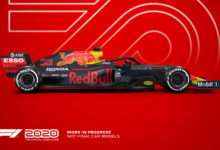 صورة أول عرض لطريقة وأسلوب اللعب من داخل لعبة F1 2020 .