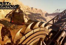 صورة استعراض دعائي جديد للعبة Fast & Furious Crossroads